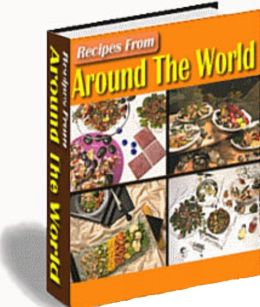 Recipes From Around The World Vol 2