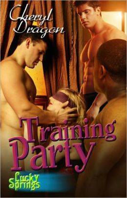 Training Party (Multiple Partner Erotic Romance, M/M/F, Lucky Springs Series)