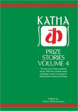 Katha Prize Stories 4