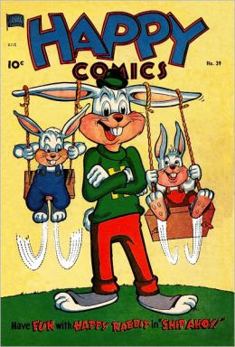 Happy Comics Number 39 Childrens Comic Book