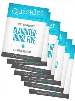 The Ultimate American Literature Quicklet Bundle
