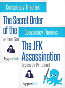 The Ultimate Conspiracy Theory Book Bundle