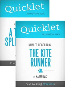 The Ultimate Khaled Hosseini Quicklet Bundle