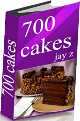 Easy Cooking Cake Recipes eBook on 700 Cake Recipes