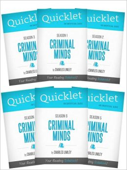The Ultimate Criminal Minds Quicklet Bundle