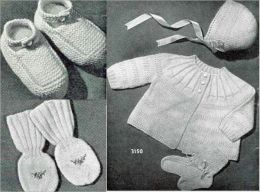 Knitting for Baby – Baby Knitting Patterns