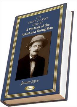 A Portrait of the Artist as a Young Man (THE GREAT CLASSICS LIBRARY)