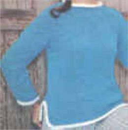 Easy Pullover Pattern