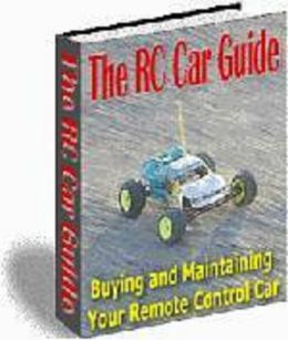 The Radio Controlled Car Guide