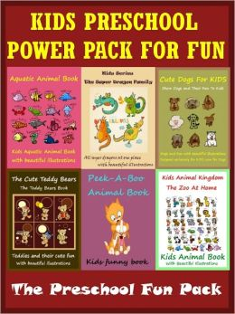 Kids Preschool Power Pack For Fun : Power Pack of Best Fun Preschool Kids Books