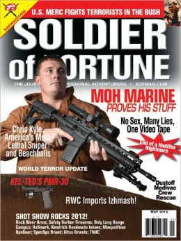 Soldier of Fortune - May 2012
