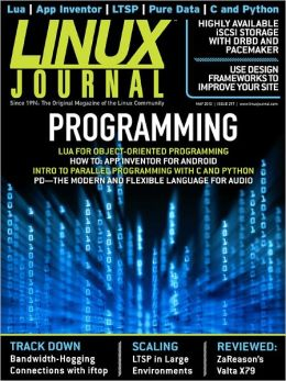 Linux Journal May 2012