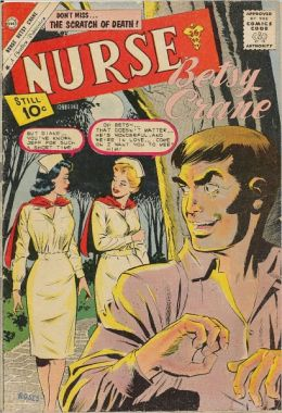 Nurse Betsy Crane Number 13 Medical Comic Book