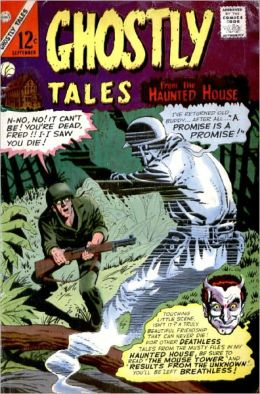 Ghostly Tales Number 57 Horror Comic Book