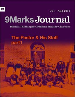 The Pastor & His Staff, Part 1