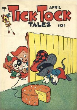 Tick Tock Tales Number 16 Childrens Comic Book