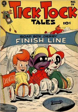 Tick Tock Tales Number 29 Childrens Comic Book