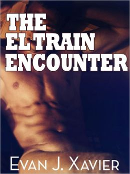 The El Train Encounter (Gay Erotica)