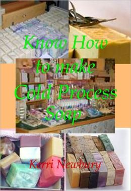 Know How to make Cold Process soap