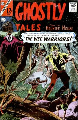 Ghostly Tales Number 61 Horror Comic Book