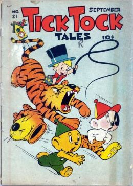 Tick Tock Tales Number 21 Childrens Comic Book