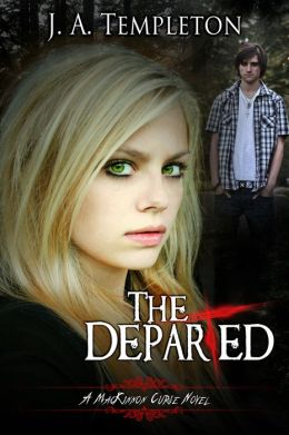 The Departed, YA Paranormal Romance (MacKinnon Curse series, book 3)
