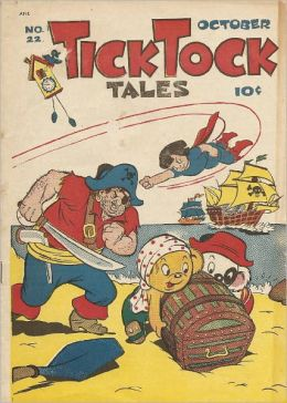 Tick Tock Tales Number 22 Childrens Comic Book