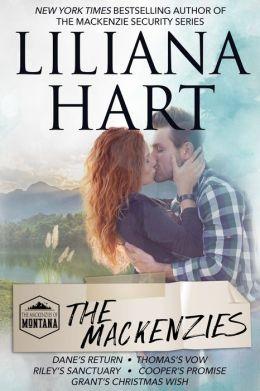 The MacKenzies (MacKenzie Family Books 1-5)
