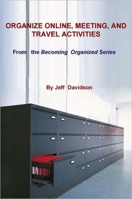 Organize Online, Meeting, and Travel Activities