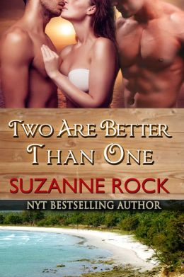 Two Are Better Than One (m/m/f menage)