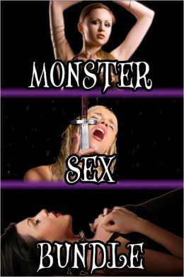 Monster Sex Bundle (Orc, Ogre, and Goblin Erotica)