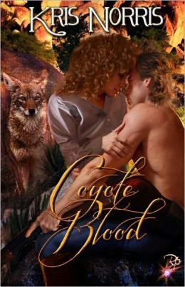 Coyote Blood (Historical Erotic Romance, Shapeshifter)