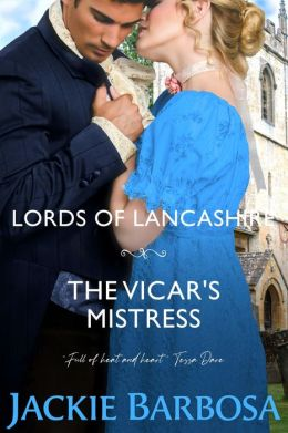 Hot Under the Collar (A Lords of Lancashire Novella)