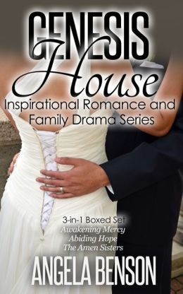 Genesis House Inspirational Romance and Family Drama Boxed Set: 3-in-1