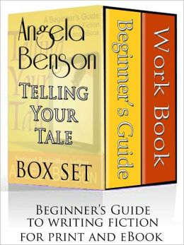 Telling Your Tale Boxed Set for Writers: 2-in-1