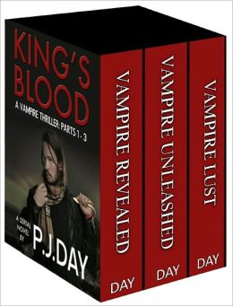 P.J. Day's Vampires 3-Part Box Set