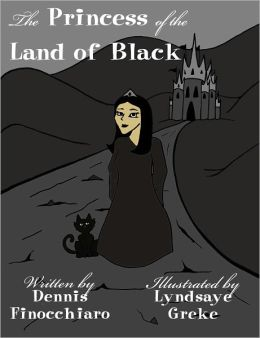 The Princess of the Land of Black