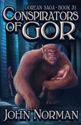 Conspirators of Gor (Gor Series #31)