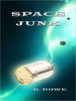Space Junk (Sci-fi/ action adventure)