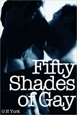 Fifty Shades of Gay (five stories of straight men and gay sex)