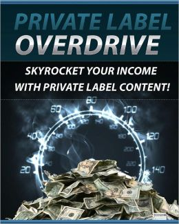 Private Label Overdrive: Skyrocket Your Income With Private Label Content