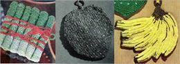 Super Simple Single Crochet Hexagonal Dishcloth