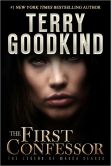 Book Cover Image. Title: The First Confessor, Author: Terry Goodkind