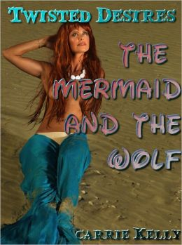The Mermaid and the Wolf (Werewolf Erotica)
