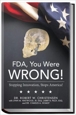 FDA, you were WRONG!