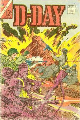 D-Day Number 4 War Comic Book
