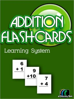 Addition Flashcards Learning System