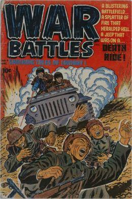 War Battles Number 9 War Comic Book