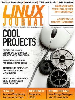 Linux Journal June 2012