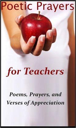 Poetic Prayers for Teachers